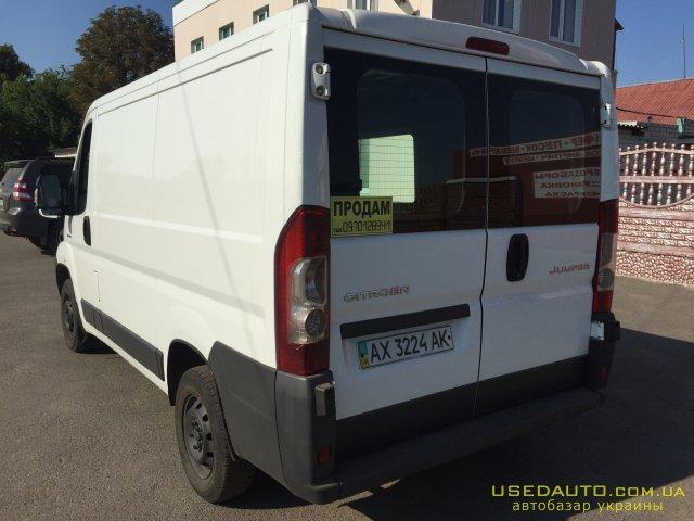 Продажа CITROEN Jumper , Грузовой микроавтобус, фото #1