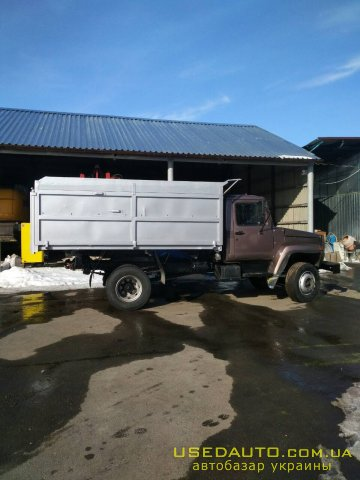 Продажа ЗИЛ Газ 3306 , Грузовик - молоковоз, фото #1