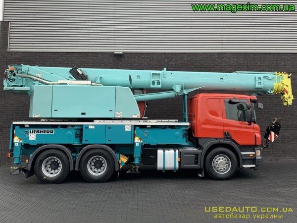 Продажа LIEBHERR LTF 1035-3.1 , Автокран, фото #1