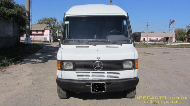 Продажа MERCEDES-BENZ 310 груз. Max Long , Грузовой микроавтобус, фото #1