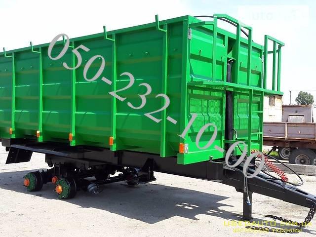 Продажа Причіп тракторний (зерновоз) ПТС  , Сельскохозяйственный трактор, фото #1