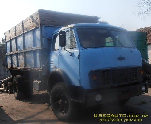 Продажа МАЗ 5334 , Самосвальный грузовик, фото #1