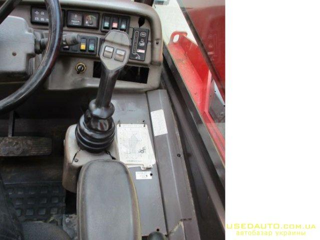 Продажа MANITOU MLT 845 120 LSU , Погрузчик, фото #1