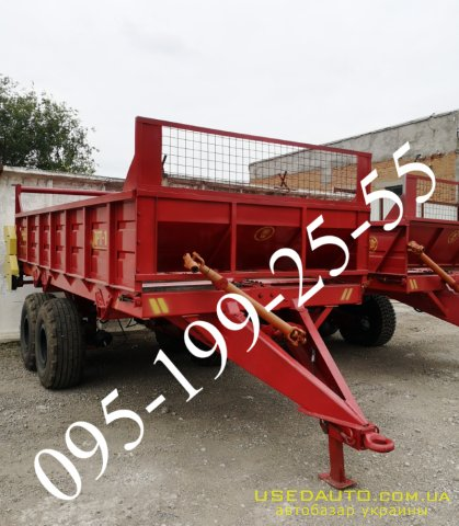 Продажа Гноєрозкидач ПРТ-10  , Сельскохозяйственный трактор, фото #1