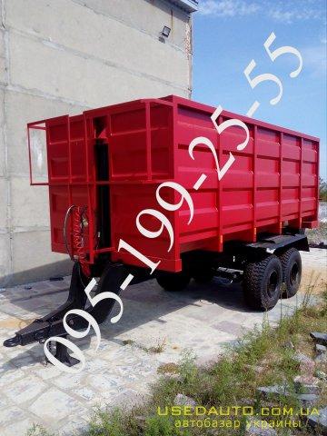 Продажа Полуприцеп 1ПТС-9  , Сельскохозяйственный трактор, фото #1